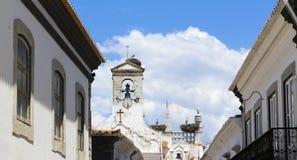 Storks' gniazdeczka Zdjęcia Royalty Free