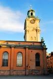storkyrkan的斯德哥尔摩 免版税图库摄影