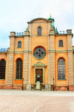 Storkyrkan - Cathedral of St Nicholas, Stockholm Stock Image