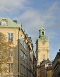 Storkyrkan (Church Of St. Nicholas - The Great Church) In Stockholm. Sweden