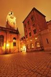 Storkyrkan, Stockholm Royalty Free Stock Photo