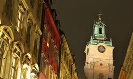 Storkyrkan, Sztokholm obrazy stock