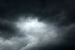 Storm. Color Image. Background Royalty Free Stock Photography
