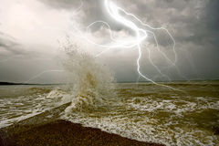 The storm Stock Images