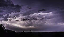 Storm1 Imagem de Stock