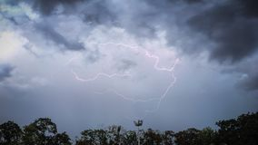 storm Royaltyfri Fotografi