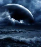 storm illustration stock