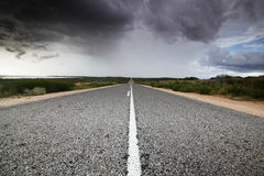 Storm ahead Royalty Free Stock Photos