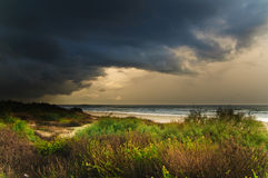 Storm approaching Royalty Free Stock Photos
