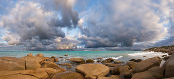 Storm in Australia Royalty Free Stock Images