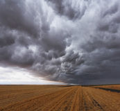 A storm cloud Royalty Free Stock Images