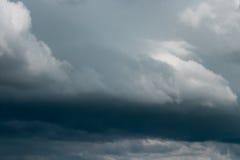 Storm cloud Stock Images