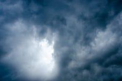 Storm cloud Royalty Free Stock Photos