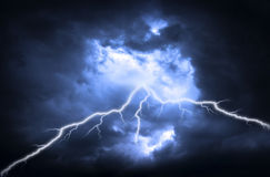 Storm cloud Royalty Free Stock Image