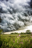 Storm cloud Royalty Free Stock Photography