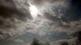 The Storm Cloud stock footage