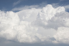 Storm clouds Royalty Free Stock Photography