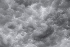 Storm clouds background Royalty Free Stock Photography