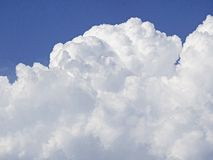 Storm clouds building Royalty Free Stock Images