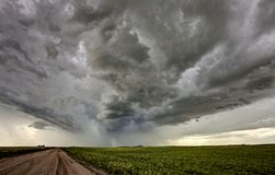 Storm Clouds Canada Royalty Free Stock Images