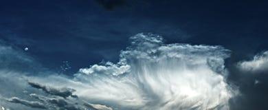 Storm Clouds at Dusk stock photos