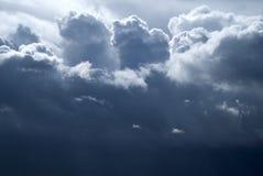 Storm clouds Stock Photos