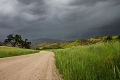 storm clouds are ready Stock Photography