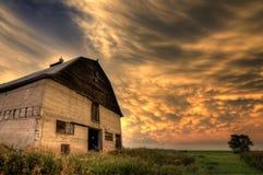 Storm Clouds Saskatchewan Royalty Free Stock Photo