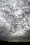 Storm clouds in the sky Stock Photography
