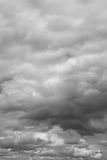 Storm clouds. Stock Photography