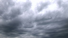 Storm clouds time lapse - Stock Video stock video footage