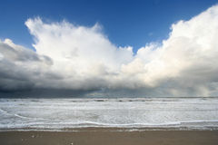 Storm Coming Royalty Free Stock Images
