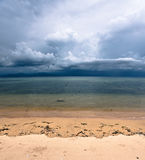 Storm coming Royalty Free Stock Image