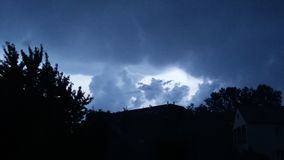 Storm is coming royalty free stock photo