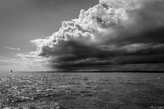 Storm is coming Royalty Free Stock Images