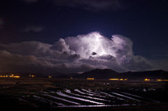 A storm is coming Royalty Free Stock Photo