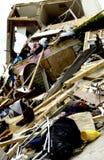 Storm damage Stock Images