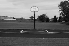 Storm för basketbeslag Royaltyfria Bilder