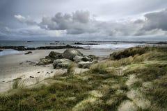 storm för france hdrhav Fotografering för Bildbyråer
