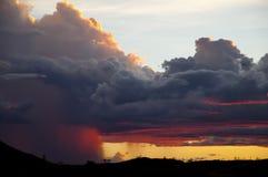 Storm Formation - Australia Stock Photos
