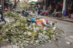 After the storm, HoiAn Stock Photo