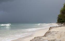 Storm i paradis Royaltyfri Bild