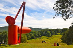 Free STORM KING ART CENTER Stock Image - 45709561