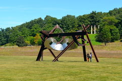 STORM KING ART CENTER Royalty Free Stock Photography