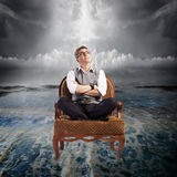 Storm. Royalty Free Stock Photography