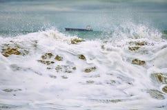 Free Storm On The Black Sea Stock Photo - 76062290