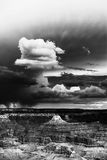 Storm over the Grand Canyon Stock Photos
