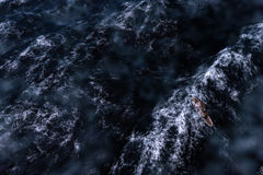 Storm Sea Stock Photography
