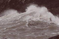 Storm sea Royalty Free Stock Image