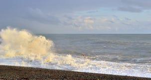 A storm at sea Royalty Free Stock Photo